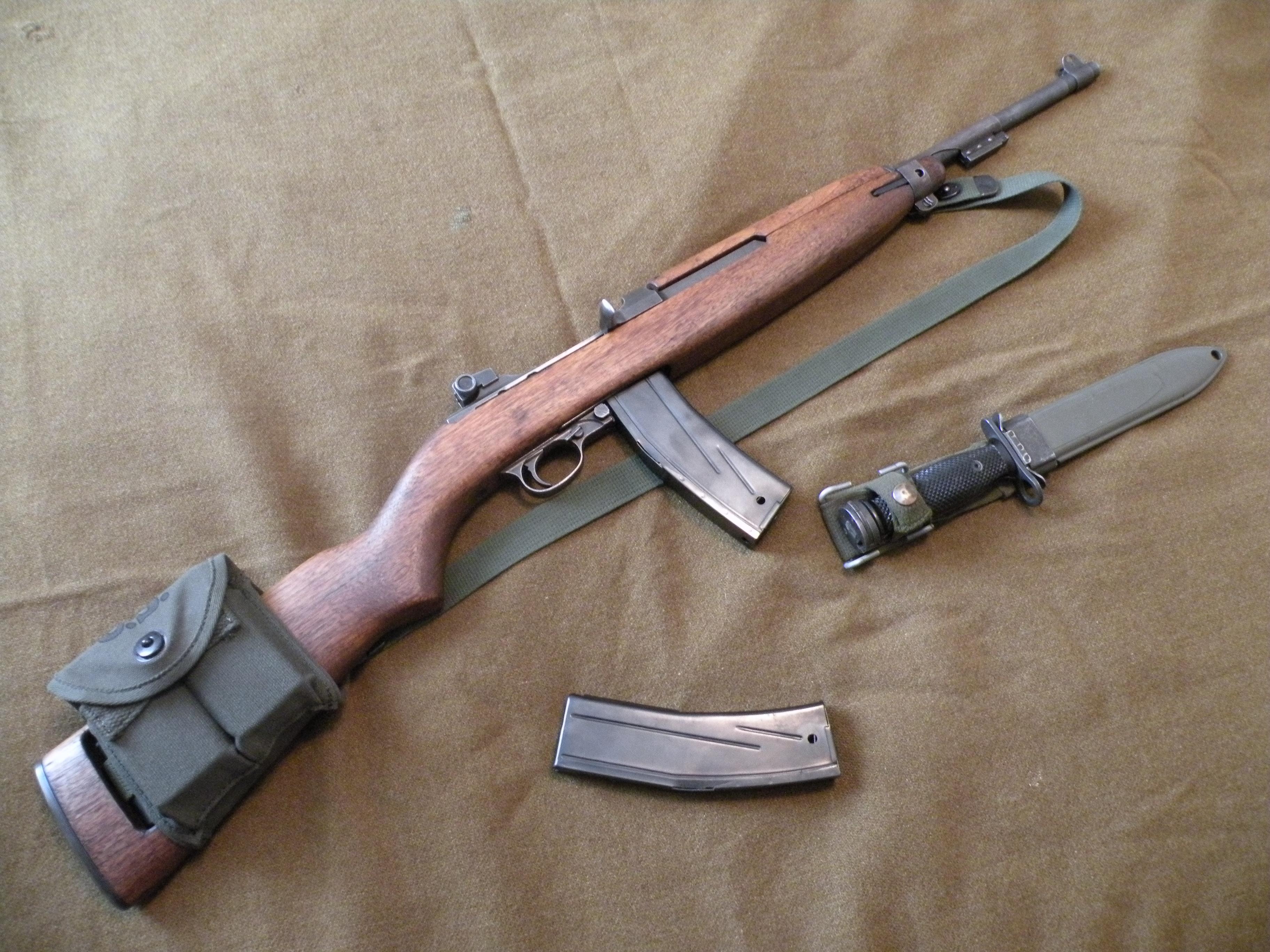 M1: M1 Carbine For SHTF