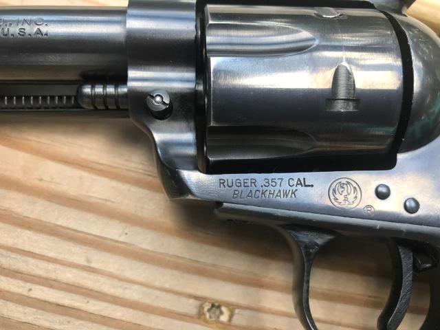 Ruger .357 cal. Blackhawk
